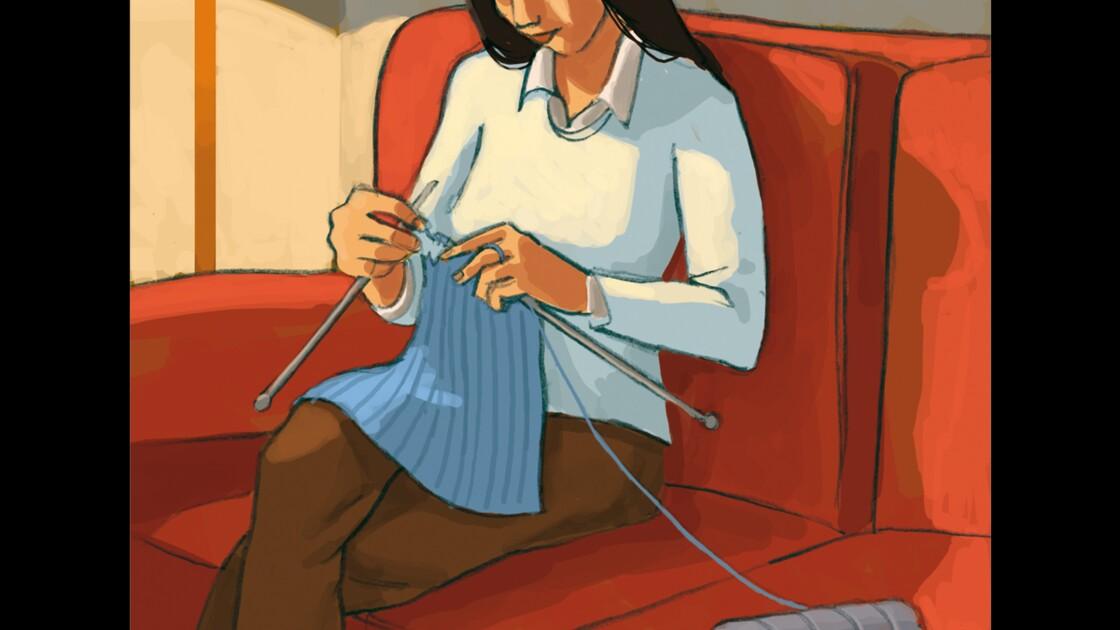 Du plastique pour faire des pulls