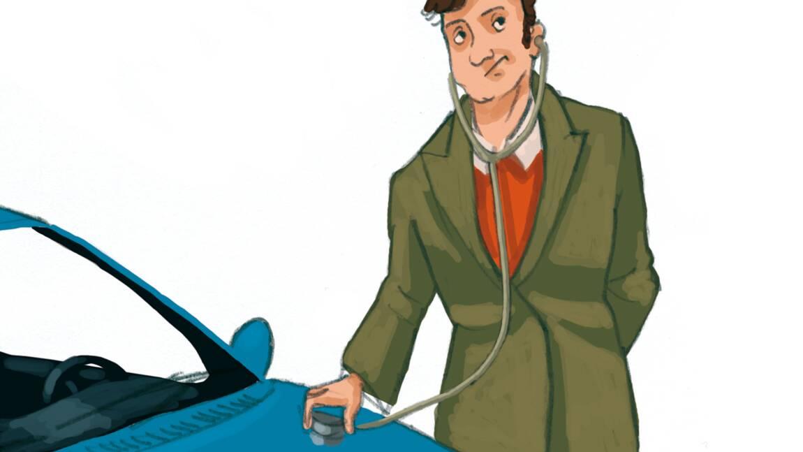 Chouchoutez votre voiture
