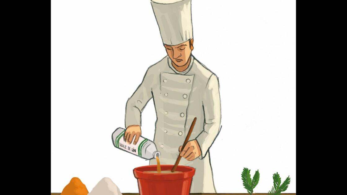 Les revêtements des sols : le lino naturel