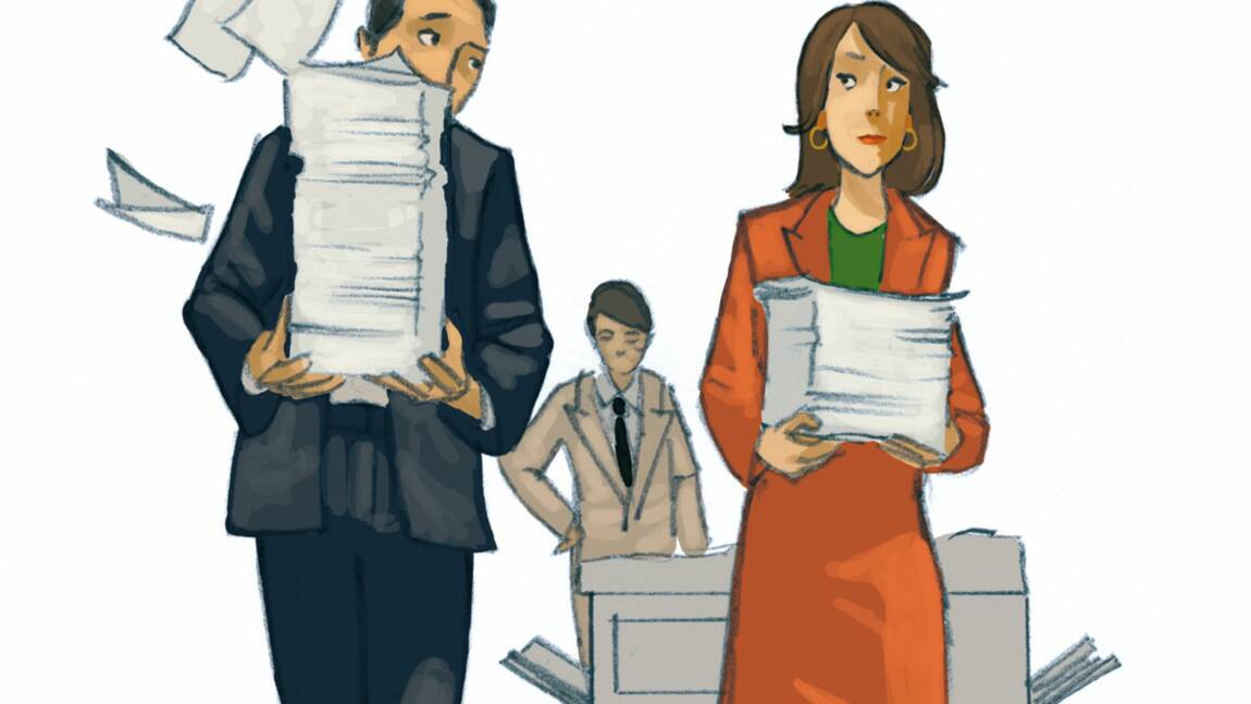 Papier, mode d'emploi