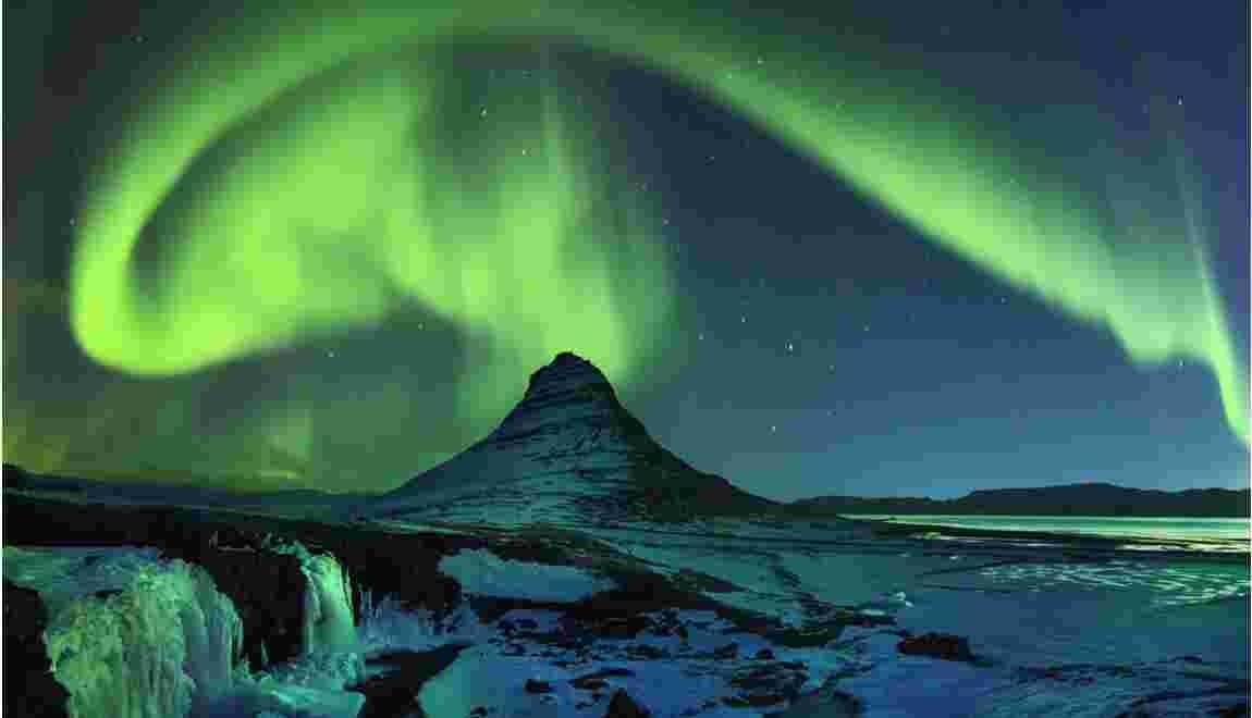 Aurores boréales : comment le Soleil illumine les nuits polaires