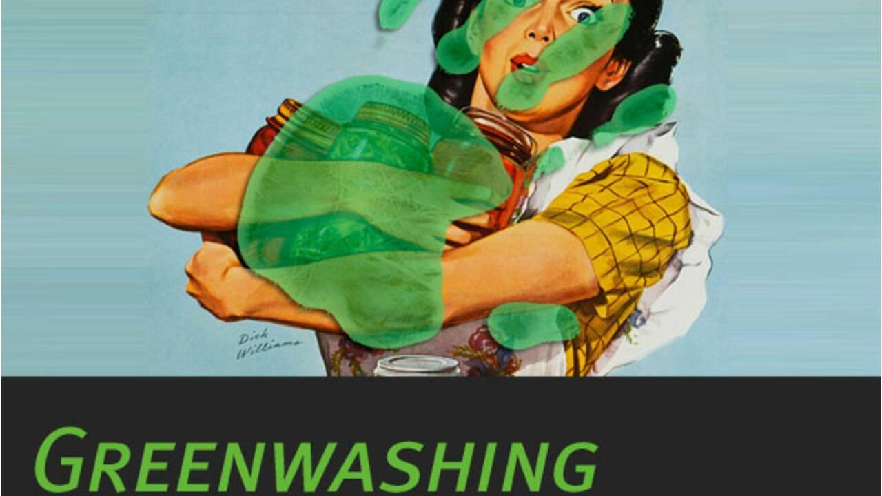 Le greenwashing, qu'est-ce que c'est ?
