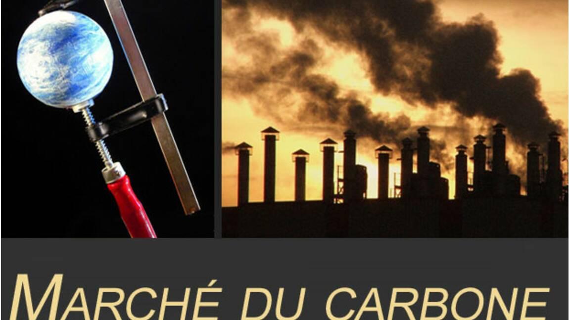 Le marché du carbone