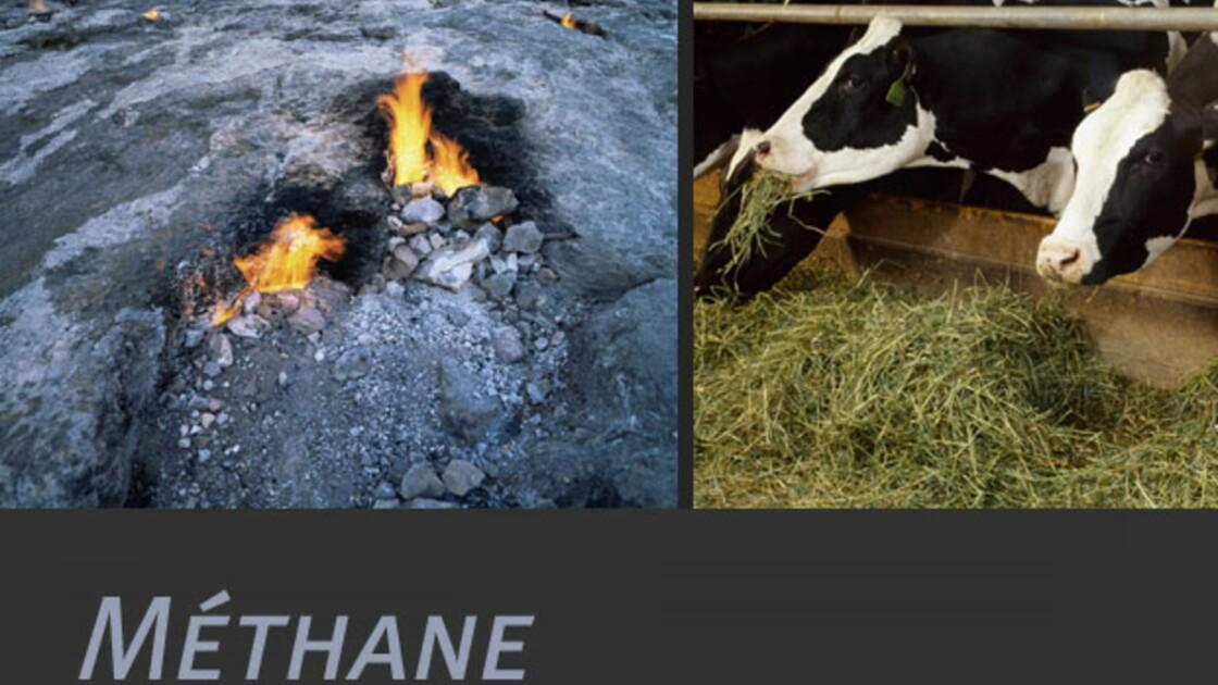 Le méthane, qu'est-ce que c'est?