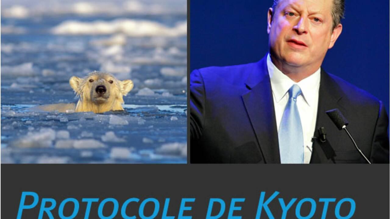 Le protocole de Kyoto
