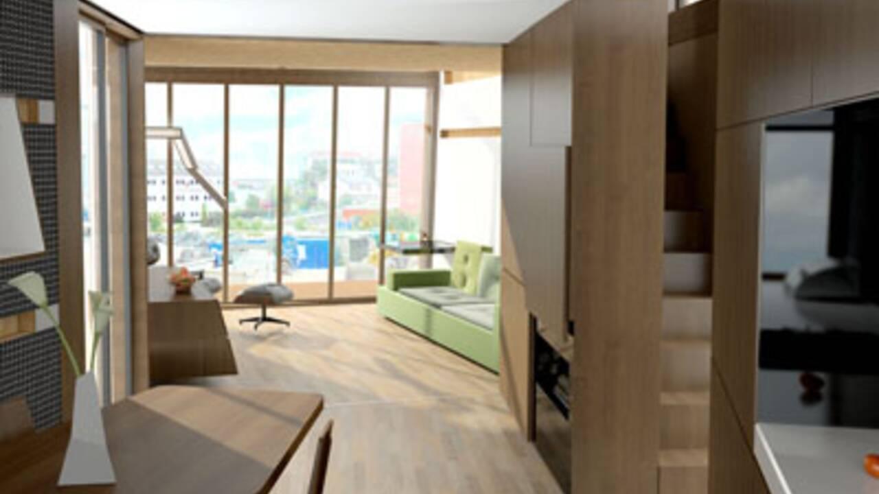 OKO, des maisons modulables et durables