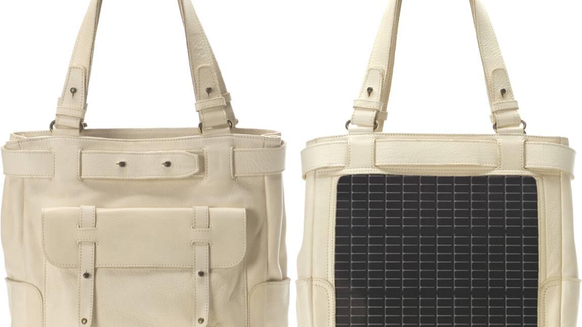 Noon Solar Bags