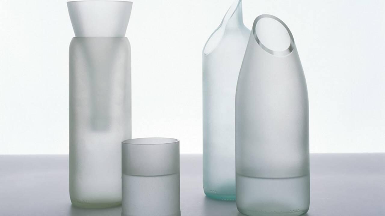 Eloge du verre recyclé