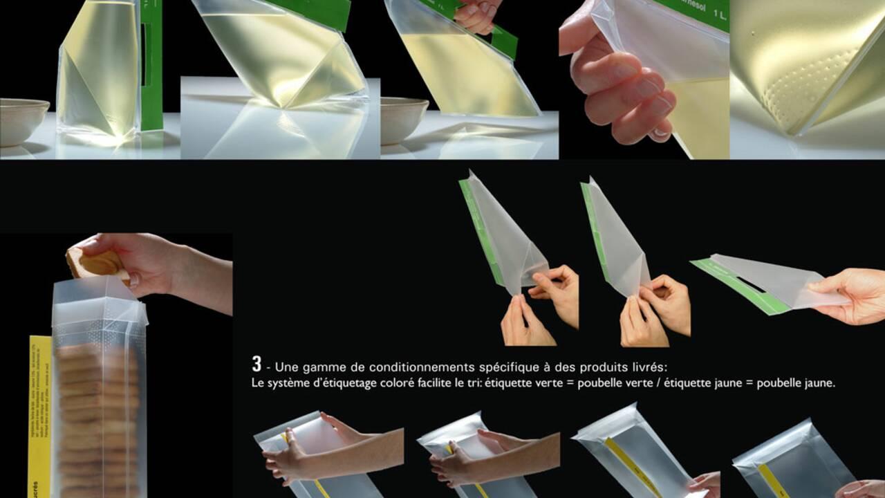 Emballages éco-conçus