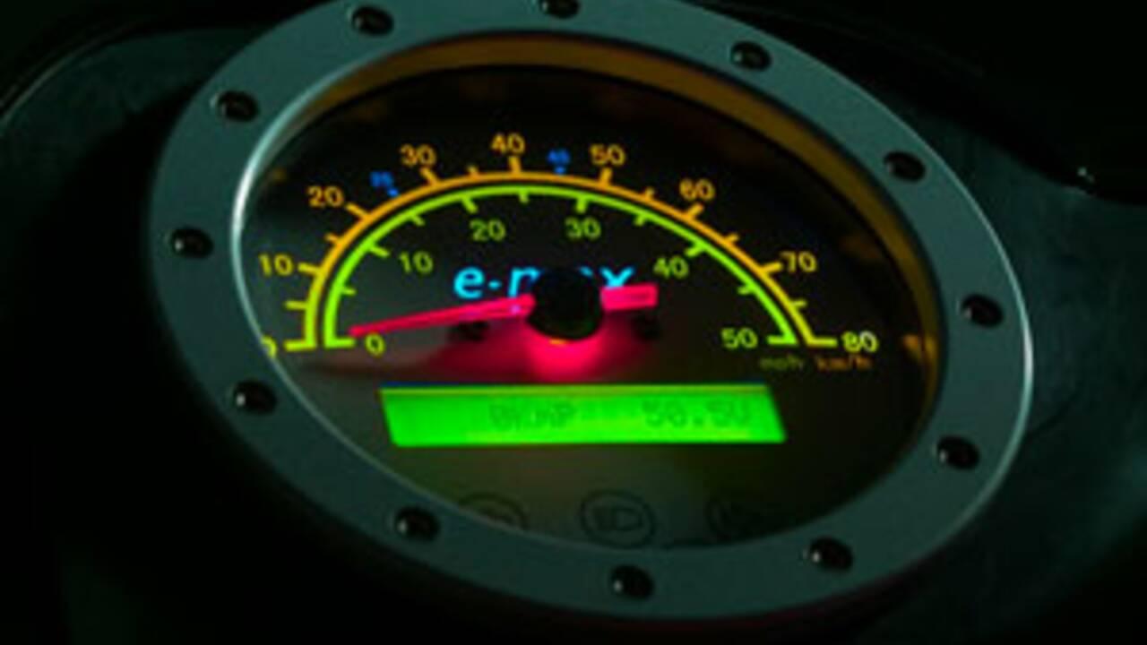 E-Max, «bolide» à 45 km/h