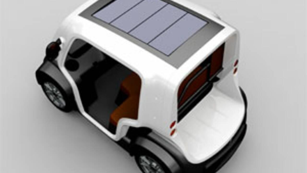 Eclectic, véhicule autonome