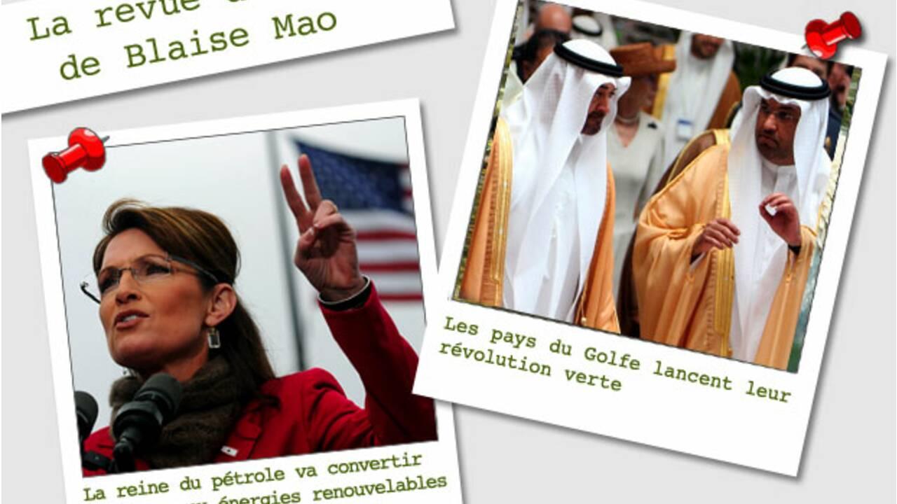 La revue de presse de Blaise Mao du 16 au 23 janvier