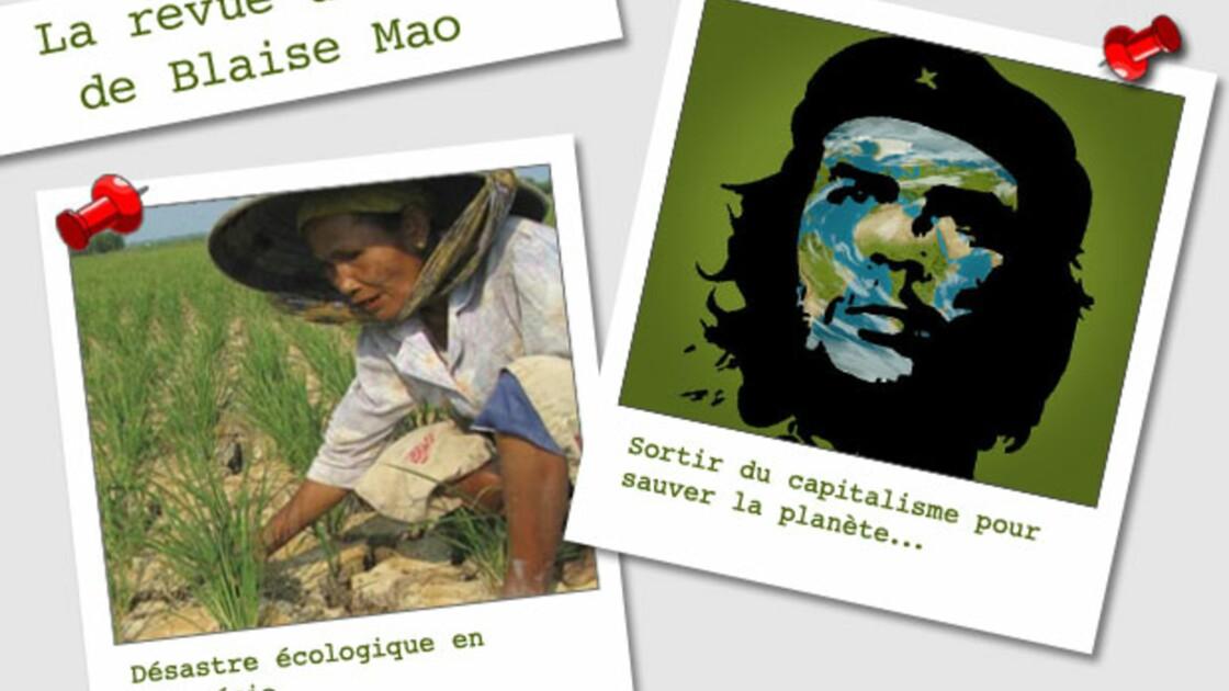 La revue de presse de Blaise Mao du 2 au 9 janvier
