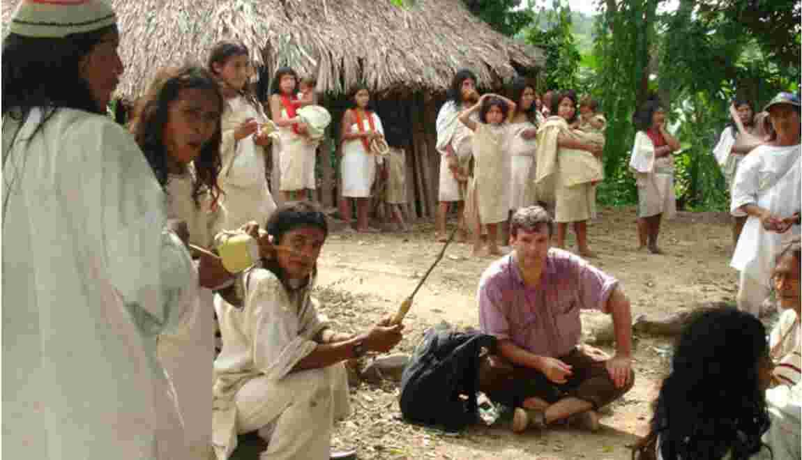 Interview : « Pour que les Kogis reprennent possession de leur territoire »
