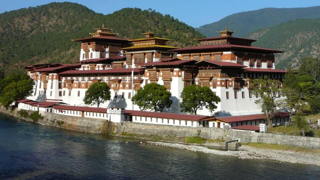 Voyage au Bhoutan