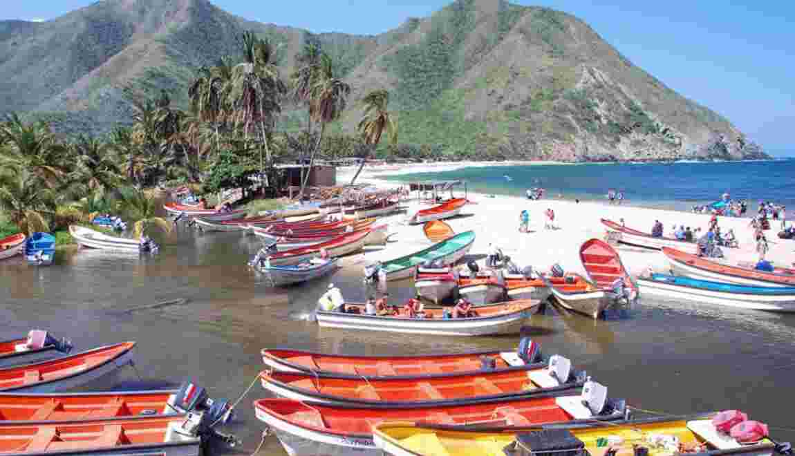 Voyage au Venezuela