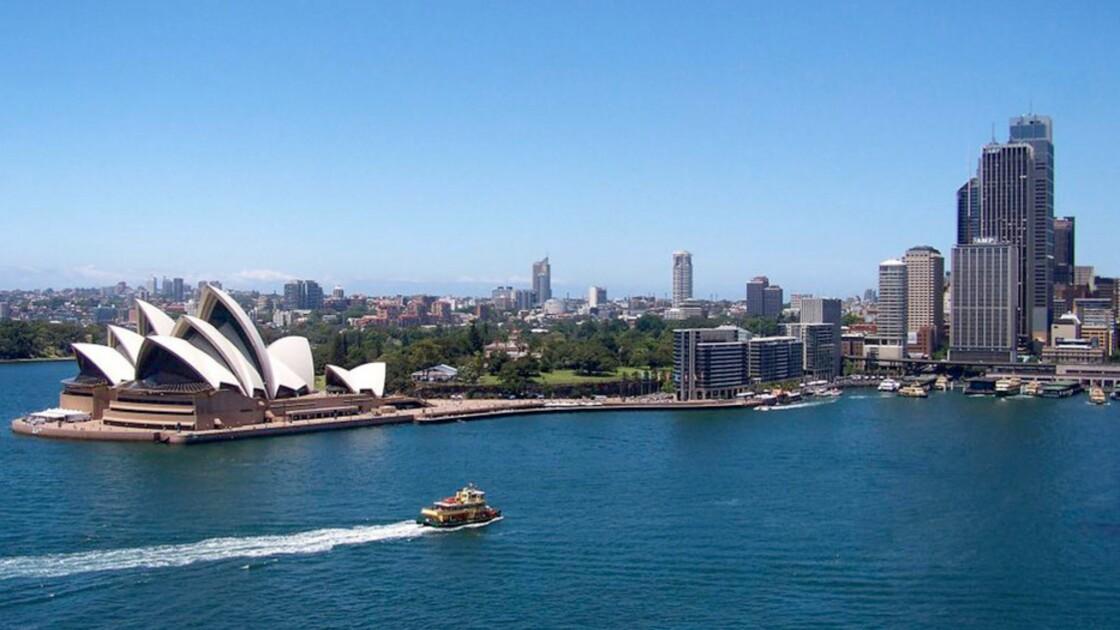 australie voyage