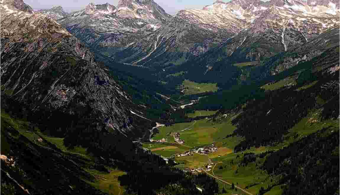 Voyage en Autriche