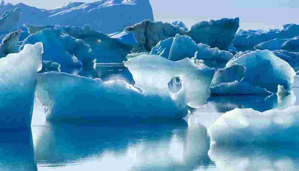 Une mécanique préoccupante de réchauffement dans l'Arctique