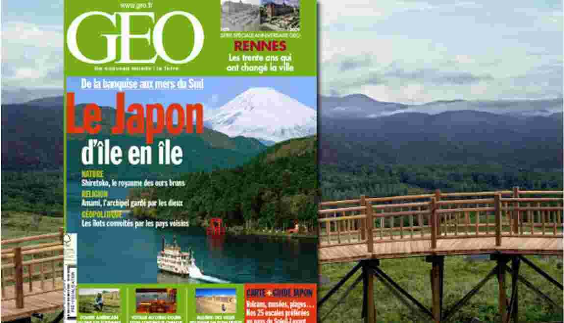 GEO n°369 - Novembre 2009