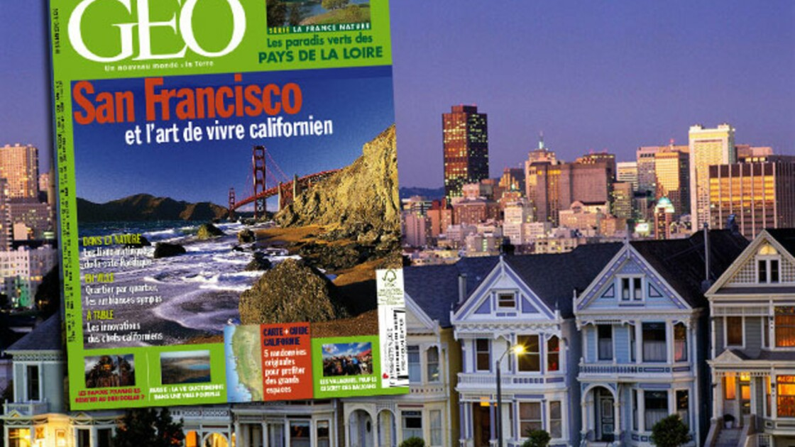 GEO n°375 - Mai 2010 - San Francisco et la Californie