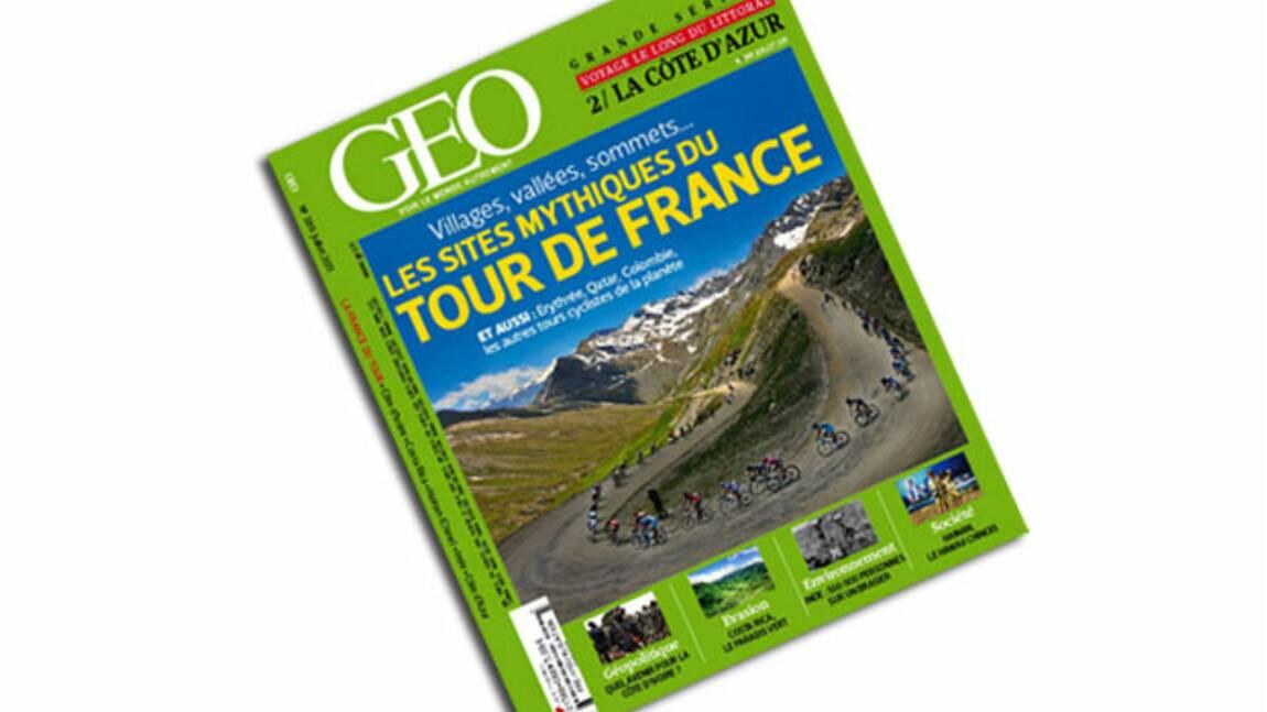 GEO n°389 - Juillet 2011