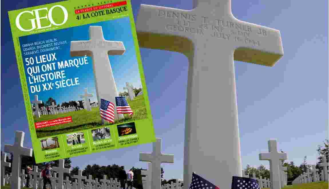 GEO n°391, Septembre 2011 : Ces lieux qui ont marqué le XXè siècle