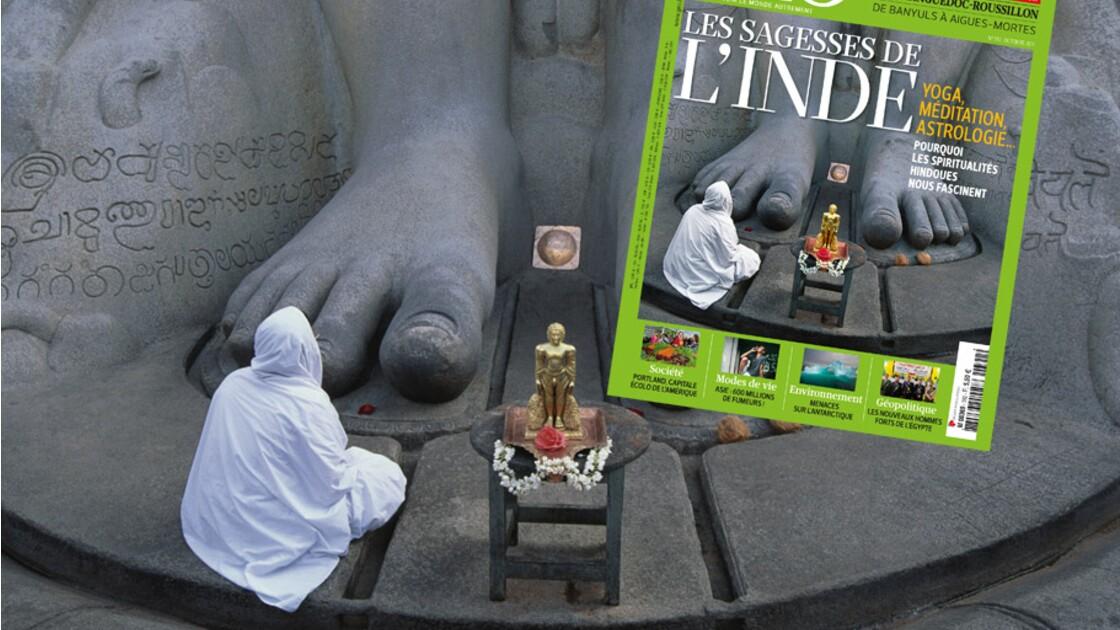 GEO 392 - Octobre 2011 - Les sagesses de l'Inde
