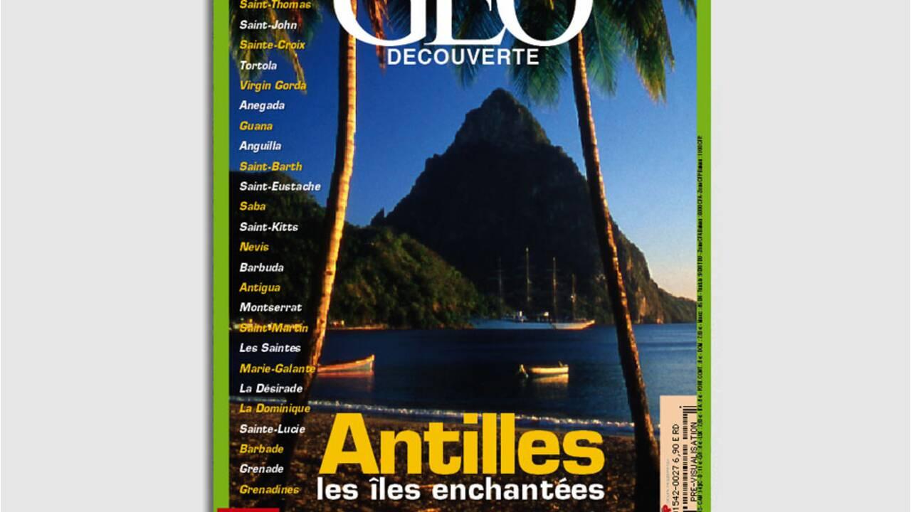 GEO hors-série Antilles