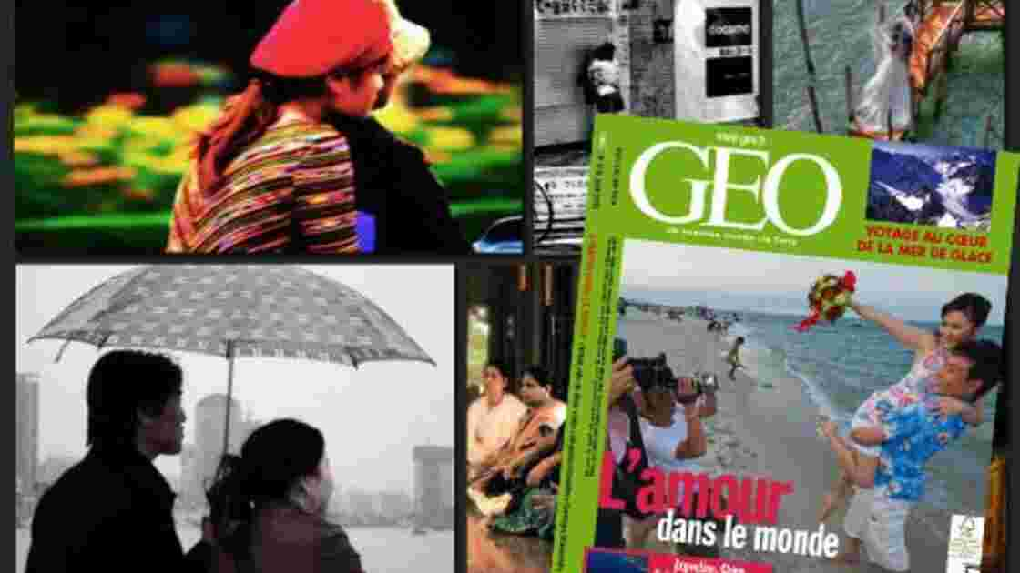 GEO n°378 - Aout 2010 - Amour