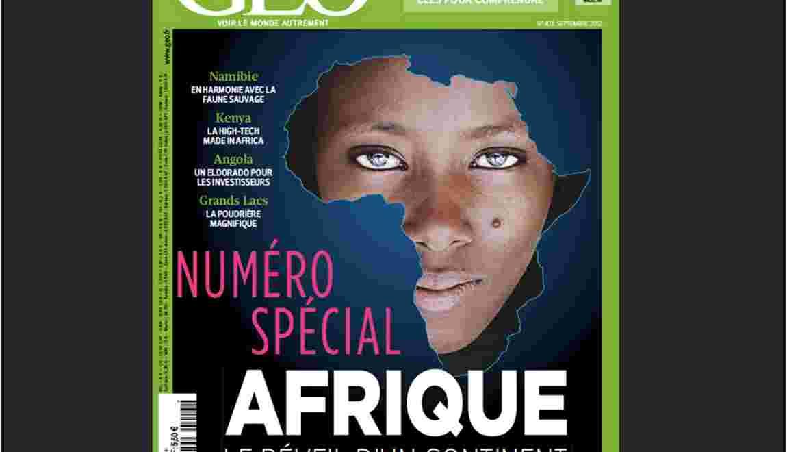 Magazine GEO - Spécial Afrique (septembre 2012)