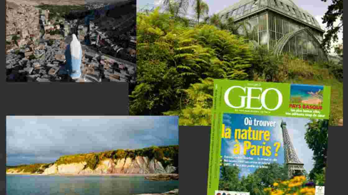 GEO n°379 - Septembre 2010 - Paris Nature