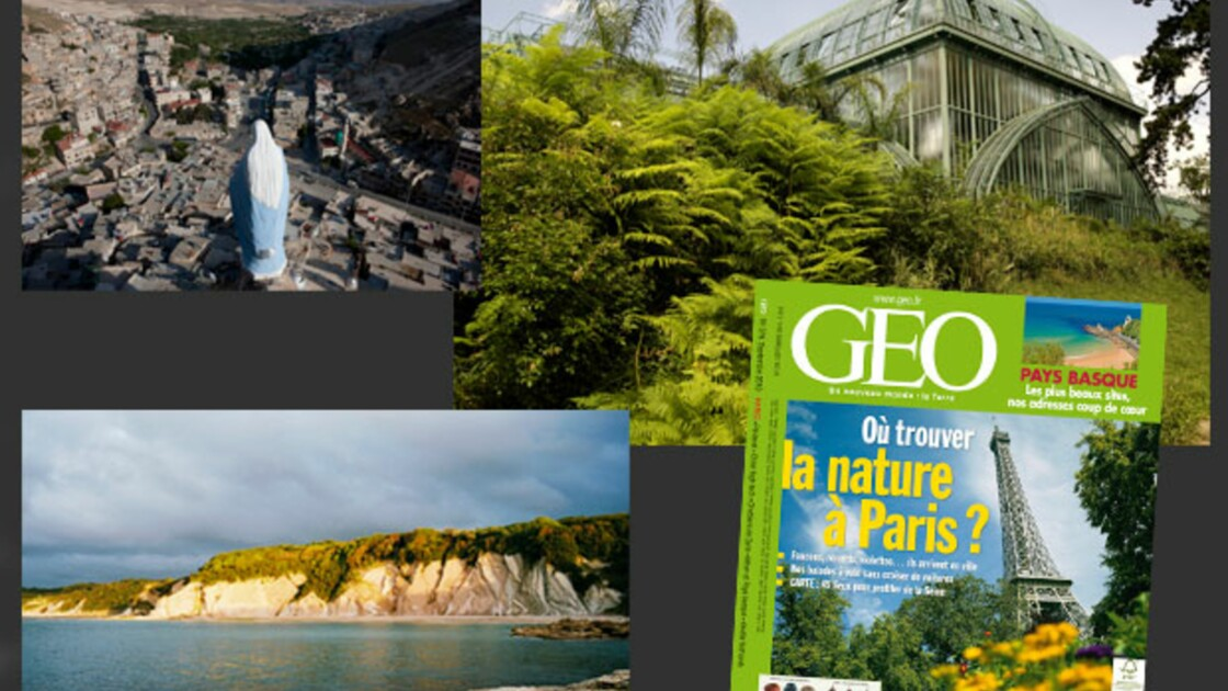 GEO n°379 - Septembre 2010 - Paris Nature