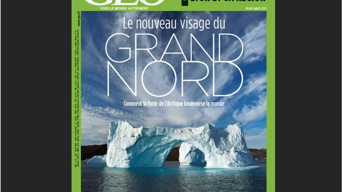 Magazine GEO - Spécial Grand Nord (mars 2013)