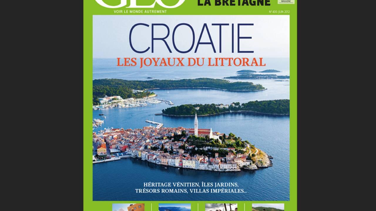 Magazine GEO - Spécial Croatie (juin 2012)