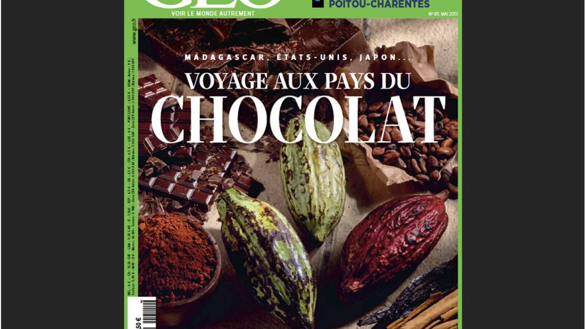 Magazine GEO spécial Chocolat (mai 2013)