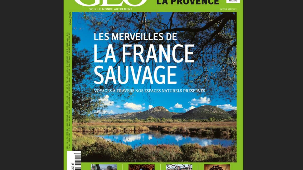 Magazine GEO - Spécial France sauvage (mai 2012)