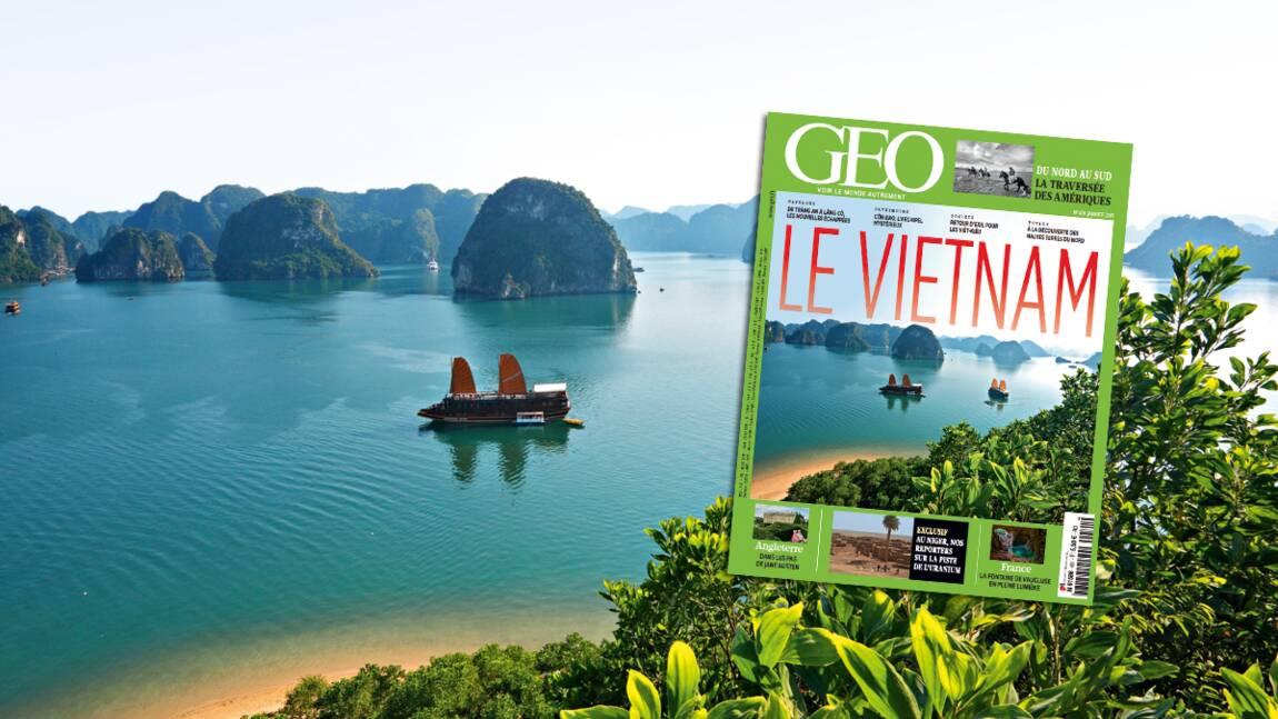 Magazine GEO spécial Vietnam (n°431, janvier 2015)