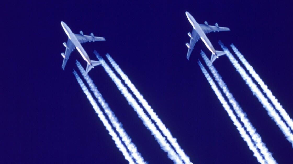 Etes-vous prêt à moins prendre l'avion pour limiter les émissions de CO2 ?