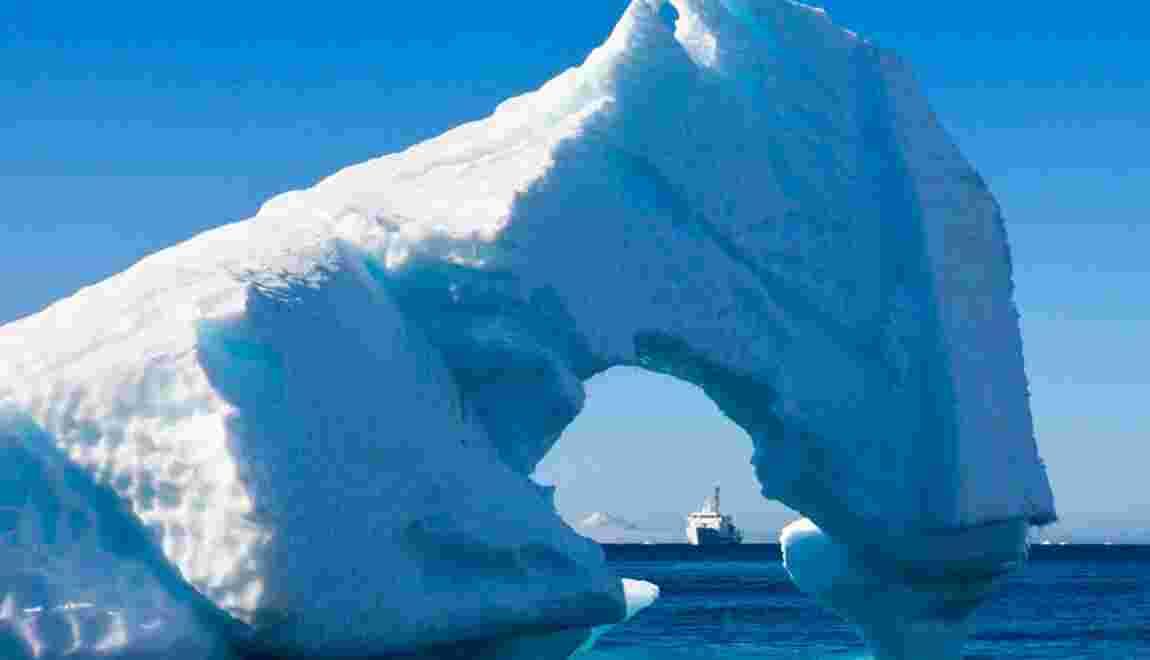 Pour ou contre l'exploitation du pétrole au pôle nord ?