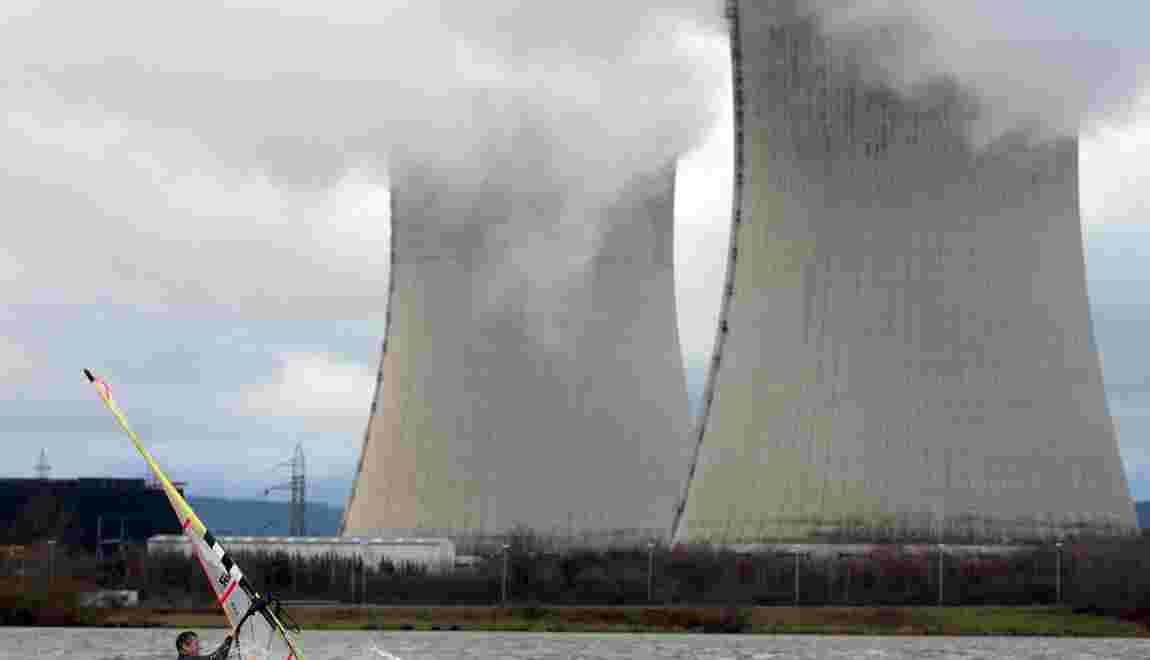 Nucléaire : faut-il prolonger la vie des centrales jusqu'à 60 ans ?