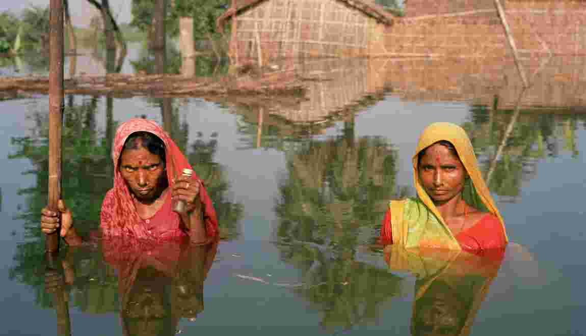 Environnement : faut-il créer un statut pour les réfugiés climatiques ?