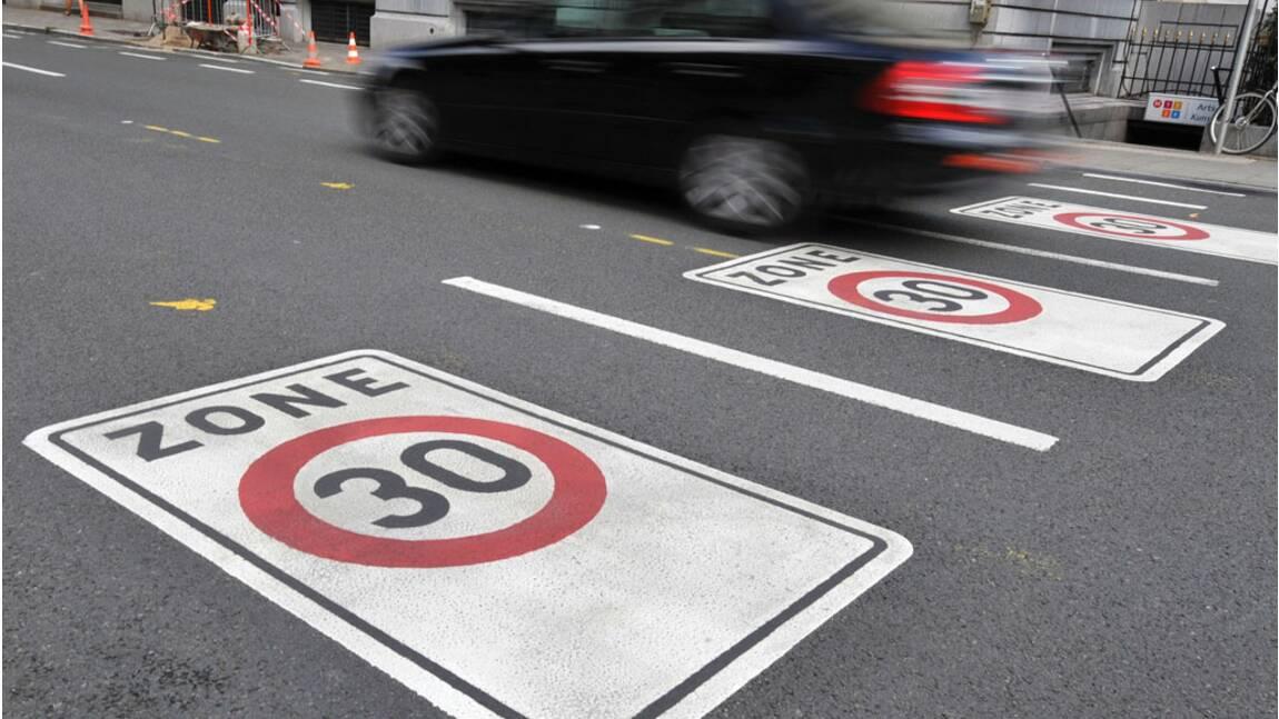 Faut-il limiter la circulation en ville à 30 km/h ?