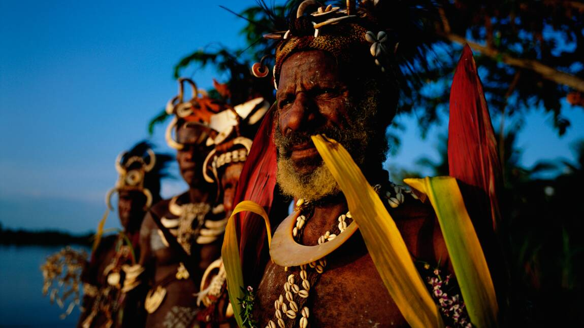 Soutenez-vous le droit à la nudité des peuples autochtones ?