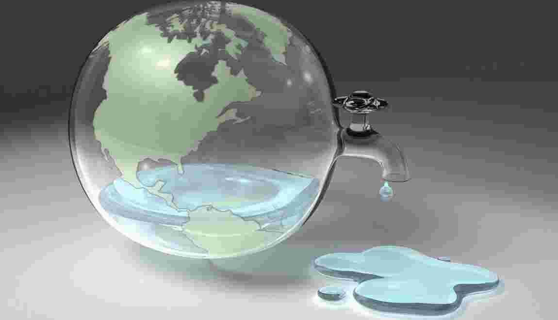 Craignez-vous une pénurie d'eau potable dans les années à venir ?