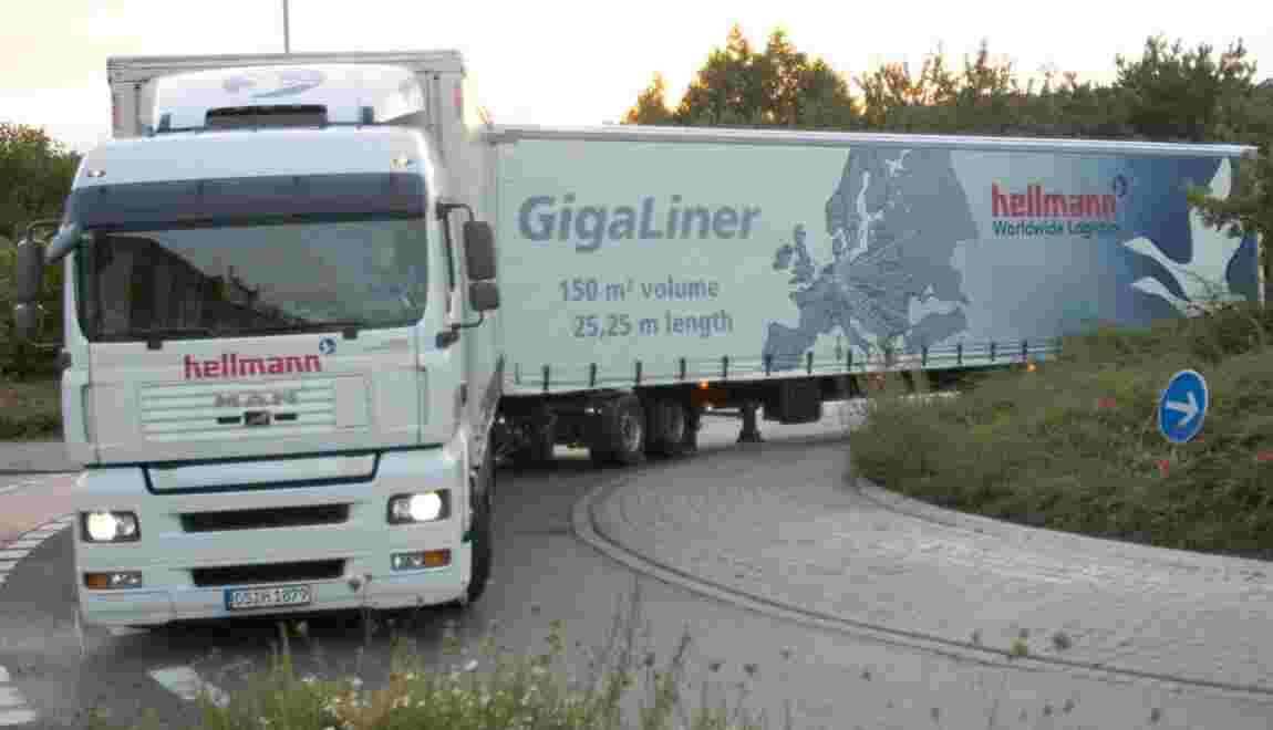 Faut-il autoriser les méga-camions à circuler en France ?