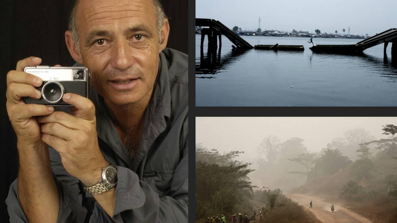 Pascal Maitre, photographe du « Liberia, un pays entier à réparer »