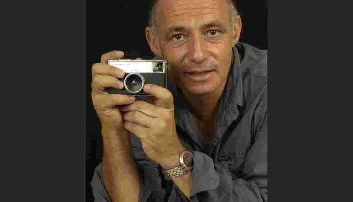 """Pascal Maitre, photographe des """"conteneurs, symboles de la mondialisation"""""""