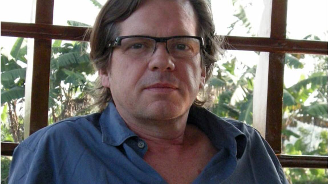 Yves Gellie, photoreporter spécialiste du Moyen-Orient