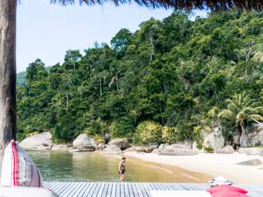 Brésil : la baie d'Ilha Grande, pas très loin du paradis